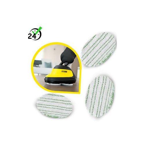 Karcher Pady polerskie (3szt) do parkietów lakierowanych/laminatu, do fp 303, #sklep specjalistyczny #karta 0zł #pobranie 0zł #zwrot 30dni #raty 0% #gwarancja d2d #leasing #wejdź i kup najtaniej