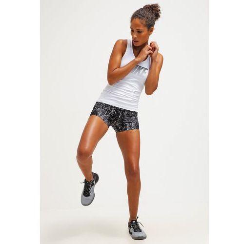 Nike Performance EPIC LUX Krótkie spodenki sportowe noir/gris