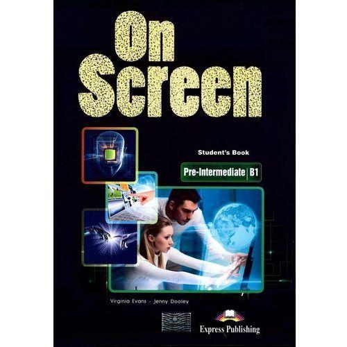 On Screen Pre-Intermediate B1 SB+eBook, Express Publishing