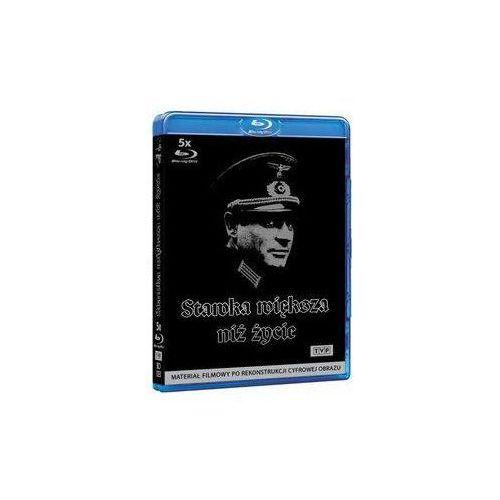 Stawka większa niż życie (5 Blu-ray) (Płyta BluRay)