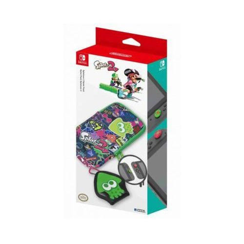 Hori Zestaw akcesoriów nsw-048u splatoon 2 splat pack do nintendo switch