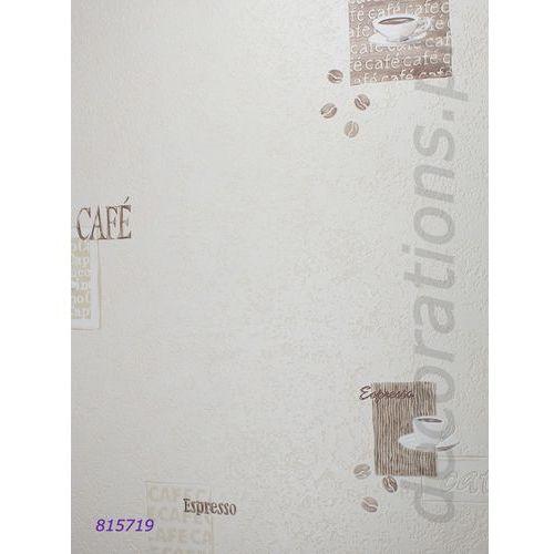 Rasch Tapeta kawa aqua relief 2014 815719 (4000441815719)