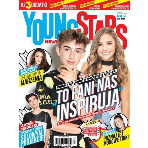 young Stars News 5