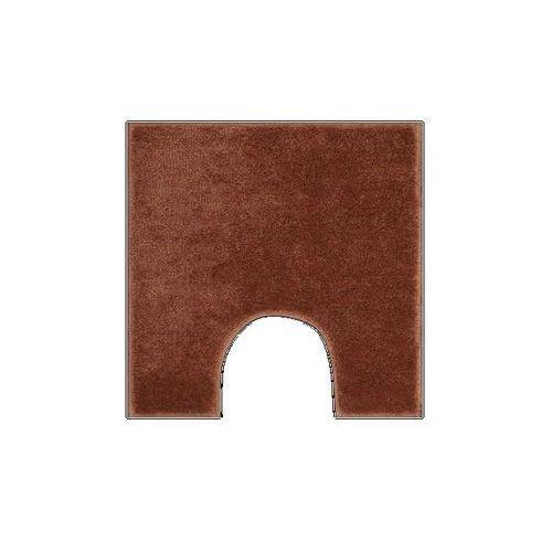Dywanik na WC Grund – ROMAN brązowy, 50 x 50 cm, - sprawdź w 4HOME