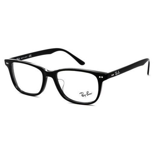Okulary korekcyjne rx5306d asian fit 2000 marki Ray-ban