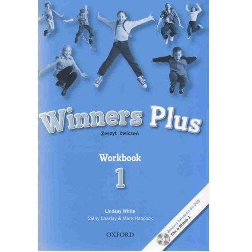 Winners Plus 1. Klasa 4-6, szkoła podstawowa. Język angielski. Zeszyt ćwiczeń, Cathy Lawday, Mark Hancock