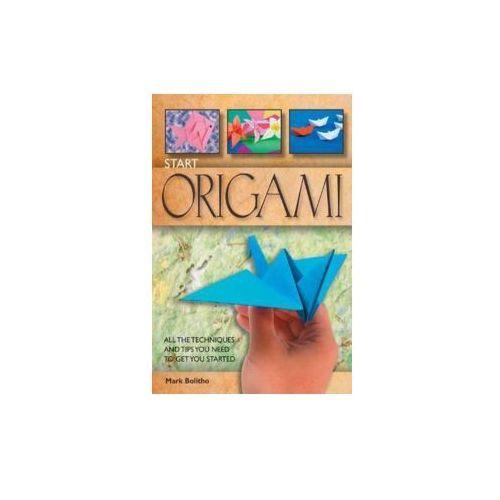 Start Origami (9781844487387)
