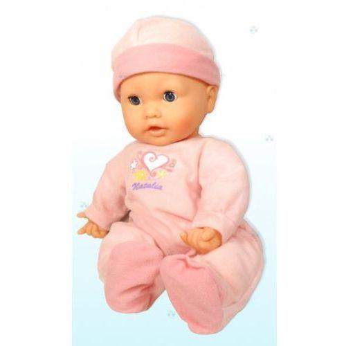 Interaktywna lalka niemowlę NATALIA BOBAS INTERAKTYWNY - sprawdź w dzieckoity24.pl