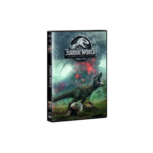 Jurassic World. Upadłe Królestwo. Darmowy odbiór w niemal 100 księgarniach!