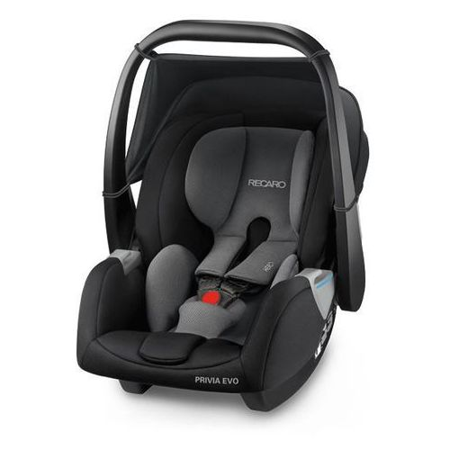 RECARO Fotelik samochodowy Privia Evo Carbon Black (4031953073823)