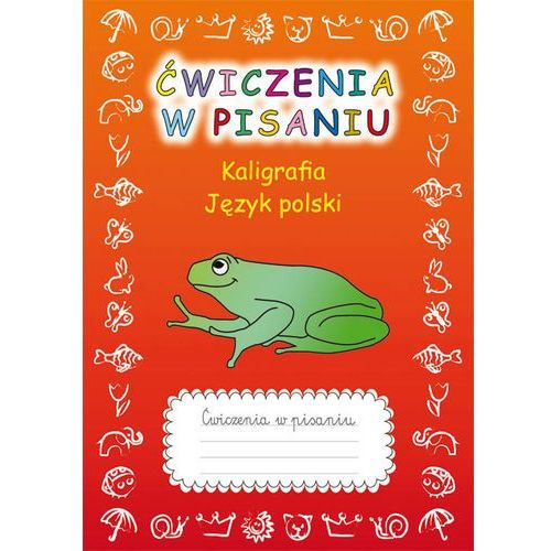 Ćwiczenia w pisaniu Kaligrafia Język polski, Literat