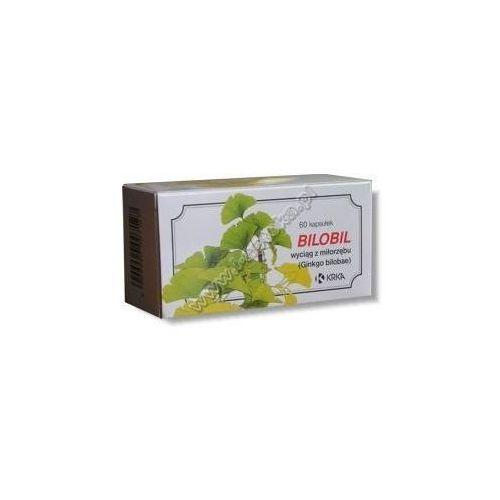 BILOBIL 40mg x 60 tabletek z kategorii pozostałe zdrowie