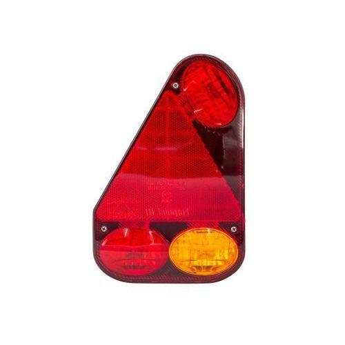 Lampa zespolona tylna aspöck earpoint iii lewa - 5-pin marki AspÖck