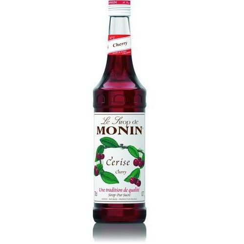 Syrop WIŚNIA Cherry Monin 700ml (3052910056360)