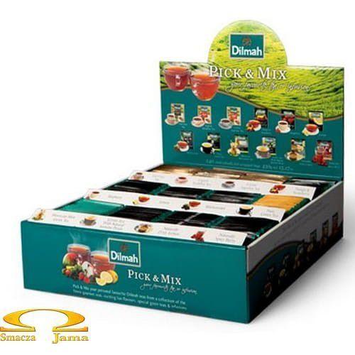 Herbata zestaw pick & mix 240 torebek marki Dilmah