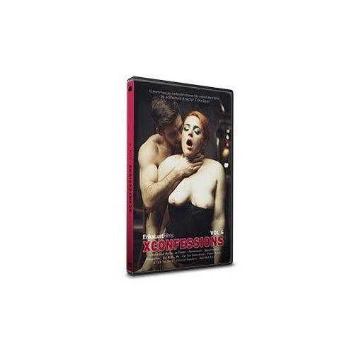 Erika lust - kultowa seria filmów erotycznych - xconfessions 4 dvd