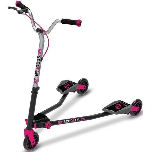 Hulajnoga SMART TRIKE Ski Scooter Z5 Różowy + DARMOWY TRANSPORT! - oferta [550edaaacf539760]