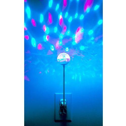 Ion party ball usb - miniaturowa kula świetlna zasilana z portu usb | zapłać po 30 dniach | gwarancja 2-lata