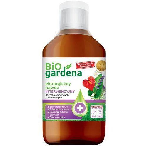 Bio gardena (nawozy i preparaty) Nawóz interwencyjny koncentrat eko 0,45 l - bio gardena (5906874480113)