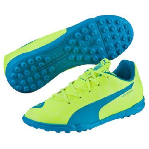 Buty evospeed 5.4 tt 103296 (rozmiar 37) zielono-niebieski marki Puma
