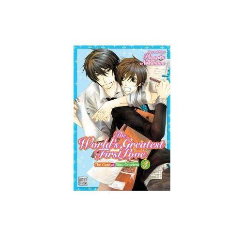 World's Greatest First Love, Volume 3 (9781421585697)