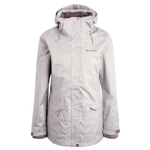 Columbia OUT IN THE COLD 2IN1 Kurtka Outdoor flint grey
