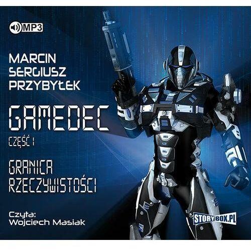 Gamedec. Część 1. Granica rzeczywistości - Marcin Sergiusz Przybyłek - audiobook