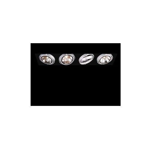 CHORS OPT-R4T-W-C01 Optique R4T Oprawa Podtynkowa 4x50W ze sklepu Centrum Światła