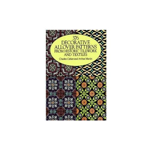 37 Decorative Allover Patterns from Historic Tile Work and Textiles