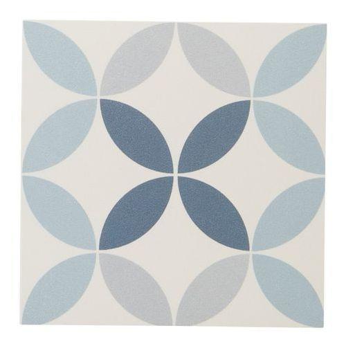 Gres hydrolic design 1 20 x 20 cm circle 1 niebieski 1 m2 marki Colours