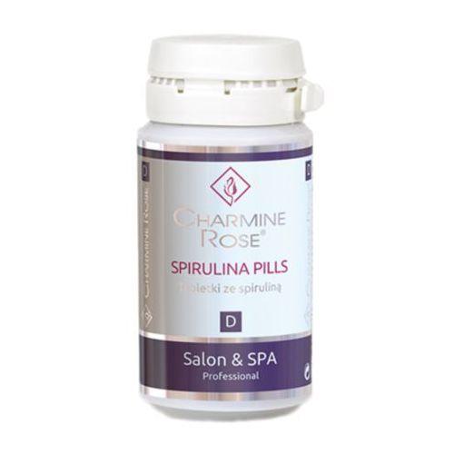 spirulina pills tabletki ze spiruliną (gh1520) marki Charmine rose