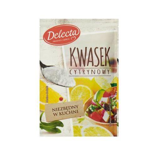 DELECTA 20g Kwasek cytrynowy