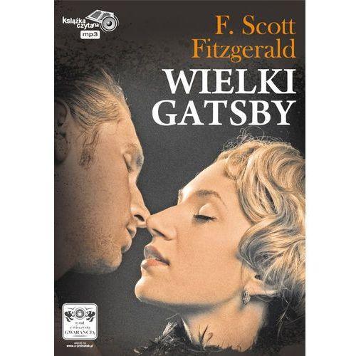 F. scott fitzgerald Wielki gatsby - dodatkowo 10% rabatu i wysyłka 24h! (9788377560082)