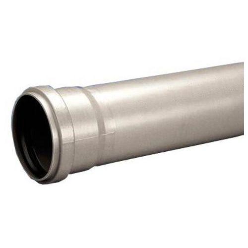 Rura PVC-s kan.wew. 75x2,5x1000 p g2 WAVIN (rura hydrauliczna)