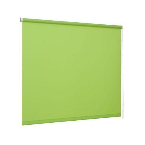 Roleta okienna mini 200 x 220 cm zielona marki Inspire