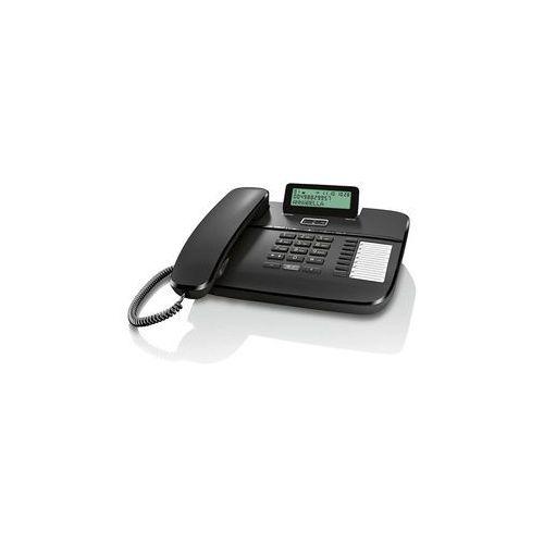 Telefon Siemens Gigaset DA710, DA710CZARNY