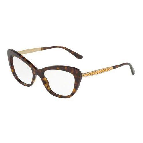 Okulary korekcyjne dg3275b 502 marki Dolce & gabbana