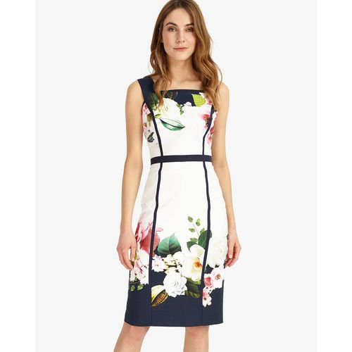 Phase eight alma print dress