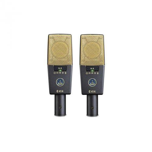 AKG C-414 XLII Stereo Set para mikrofonów studyjnych
