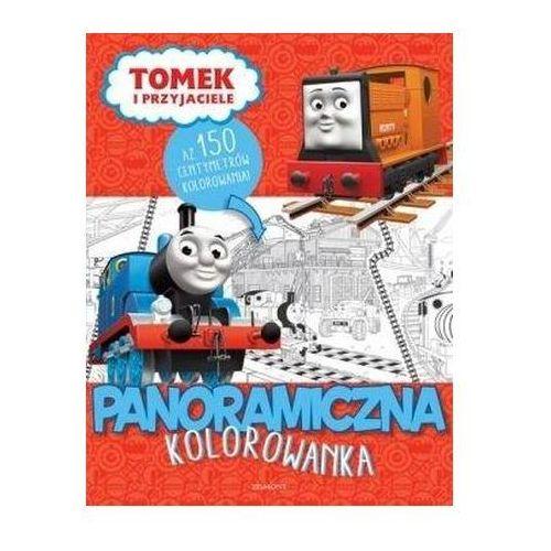 TOMEK I PRZYJACIELE PANORAMICZNA KOLOROW 9788328138377