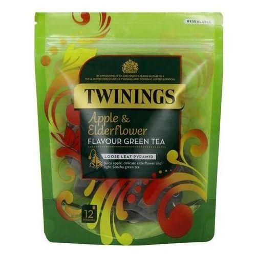Twinings Apple & Elderflower Green Tea