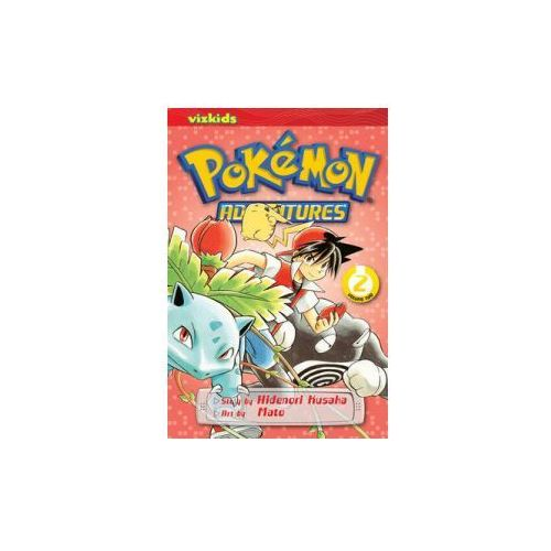 Pokemon Adventures (Red and Blue), Vol. 2
