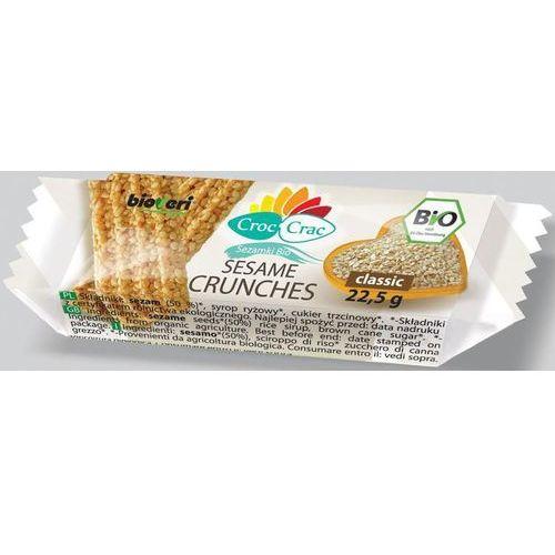 Sezamki Croc Crac BIO 23g, 3375190410012