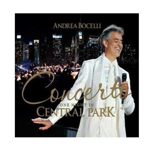 Andrea Bocelli - CONCERTO: ONE NIGHT IN CENTRAL PARK 2CD+2DVD (0602527892757)