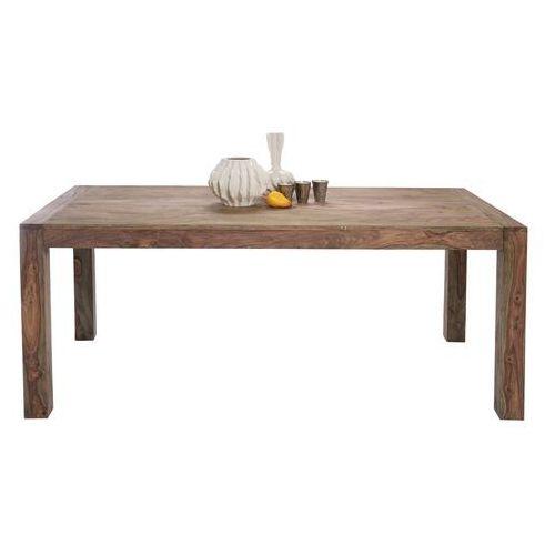 Kare Design Authentico Drewniany Stół 180x90 cm Drewno Palisander lakier półmat - 74493 - produkt dostępny w sfmeble.pl