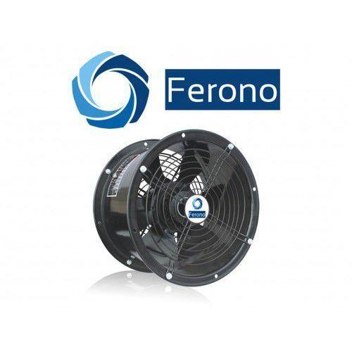 Wentylator osiowy, kanałowy, wodoszczelny 600mm, 12000m3/h (FKO600)