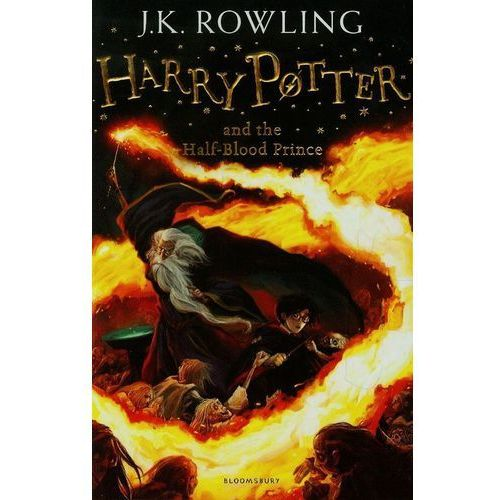 Harry Potter and the Half Blood Prince (9781408855706)