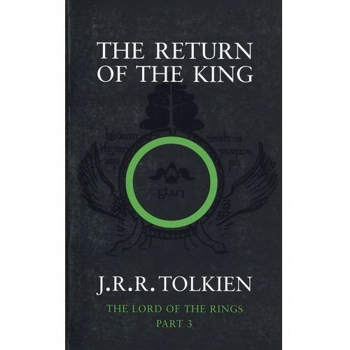 The return of the King v.3 The lord of therings - J. R. R. Tolkien, J. R. R. Tolkien