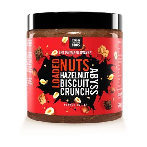 masło orzechowe loaded nuts 500 g marki The protein works
