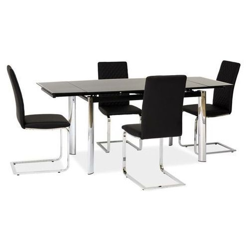 Stół rozkładany GD-020 black